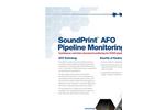 SoundPrint – AFO - Pipeline Monitoring Brochure