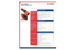 11 inch XHR MFL - In-Line Inspection Tool Datasheet
