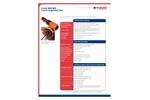 8 inch XHR MFL - In-Line Inspection Tool Datasheet