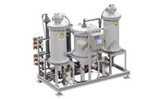 Advanced resource recovery & purification solutions for hydrometallurgy sector