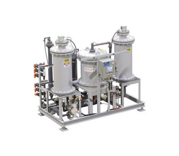 Advanced resource recovery & purification solutions for hydrometallurgy sector - Water and Wastewater