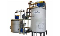 Advanced resource recovery & purification solutions for H2S removal sector