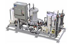 Advanced resource recovery & purification solutions for chemical recovery / purification sector