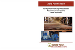 Eco-Tec - Recovery Systems for Hydrometallurgy Processes - Brochure