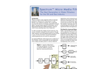 Eco-Tec Spectrum - Micro Media Water Filter - White Paper
