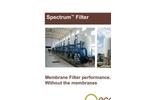 Spectrum Filter Brochure