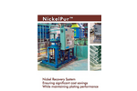 NickelPur - Nickel Recovery System - Brochure