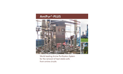 AmiPur - Amine Purification - Brochure