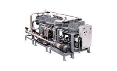 Recoflo Recoflo Triflo - Demineralizer Produces High Purity Water Feeding Critical and Super Critical Boilers