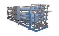 Eco-RO - Reverse Osmosis Membrane System for Bulk TDS Removal