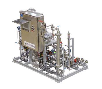 Eco-Tec AmiPur - Removes Heat Stable Salts (HSS)
