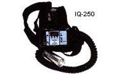 IST - Model IQ-250 and IQ-350 - Single-Gas Portables