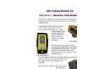 STS - Model Safe-Series - Radiation Field Simulation - Brochure