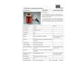 STS - Model SBM-2D - Smart Probe - Datasheet