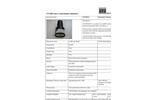 STS - Model EP15 - Simulated Contamination Probe - Datasheet