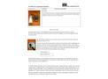 STS - Model SPA6 - Simulated Contamination Probe - Manual