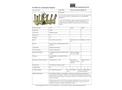 STS RadEye - Model AP2L Smartprobe - Simulated Contamination Monitor- Brochure