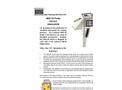 STS - Model SBM-2D & 813 - Smart Probe Simulator - Brochure