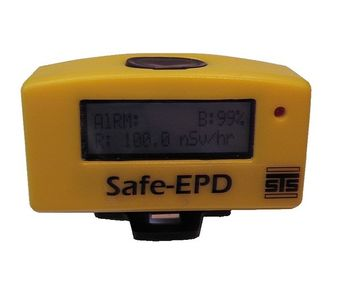 STS - Model Safe-EPD - Simulated Generic Electronic Personal Dosimeter