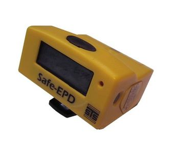 Simulated Generic Electronic Personal Dosimeter-1