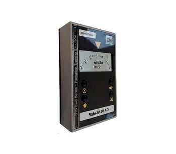 STS - Model Safe-6150AD - Simulated Survey Meter