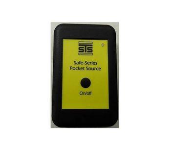 STS - Model Safe-Pocket Source - Simulated Radiation Source