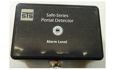 STS - Model Safe-Series - Simulated Portal Monitor