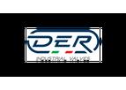 Derval - Model ASME Class 300 Lbs. [FIG. VS03] - Cast Steel Gate Valve