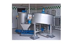 Model S-DISC - Disc Thickener