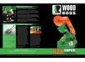Rawlings - Model HZX - Horizontal Wood Waste Grinder - Brochure