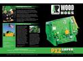 Rawlings - Model PXZ - Vertical Wood Grinders - Brochure