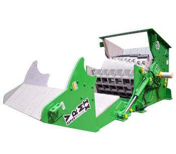 Rawlings Wood Hog - Model VRM - Vertical Feed Rear Maintenance