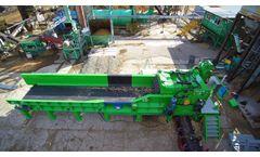 Rawlings - Model HZX - Horizontal Wood  Grinder