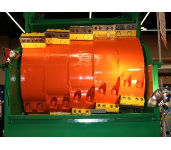 Super Hi-Inertia - Grinding Steel Rotor