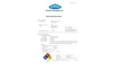 Zeobest - Filter Media Brochure