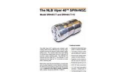 Viper 40™ SPIN-NOZZLE