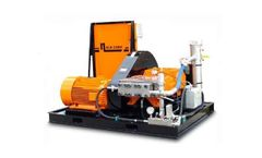 NLB - Model 605 Series - Electric High Pressure Water Jetting System