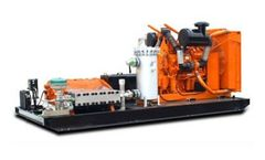 NLB - Model 1005 Series - High-Pressure Water Jetting System