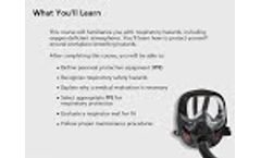 Respirator Protection Training Preview Video