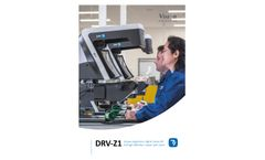 Vision - Model DRV-Z1 - Digital Stereo 3D Viewer with Zoom Brochure