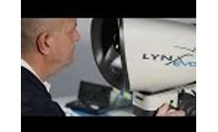 Stunning 3D stereo imaging with Lynx EVO eyepiece-less stereo microscope Video