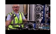 How to Operate PRM`s Dual Bag Filter Housing Skid Video