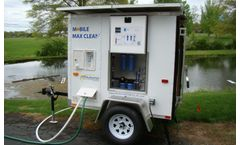 Mobile MaxClear - Model MMC - Solar Powered Water Purification Systems