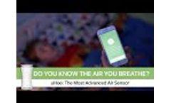 uHoo: Most Advanced Indoor Air Toxin Sensor - Video