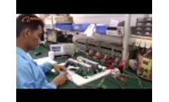 EV Fast Charger Manufacturer-Setec Power Video
