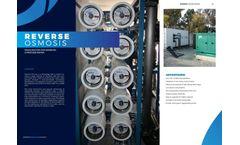 Darnasus - Reverse Osmosis Systems Brochure