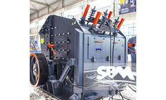 SBM - Model PFW  Series - Impact Crusher