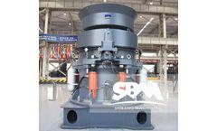 SBM - Model HPT Series - Cone Crusher