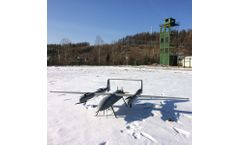 VTOL Fixed Wing Drone T20