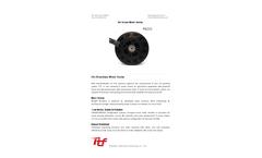 TTF - Model P 6215 - AG Drone Motor Brochure